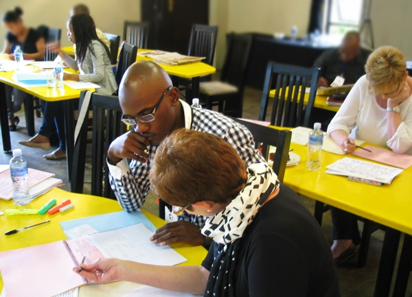 Johannesburg - Intensive Weekend Workshop in Project Management - Collaboration