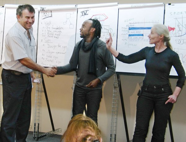 Johannesburg: Intensive Weekend Workshop in Project Management - Prize Draw